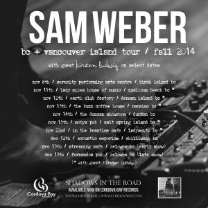 sam weber poster