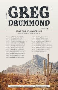 greg drummond poster